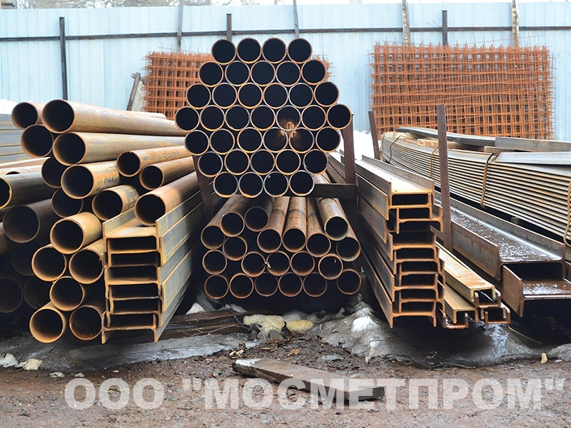 Продажа фасонного металлопроката на Москва,  ул. Лефортовский Вал,  д.18